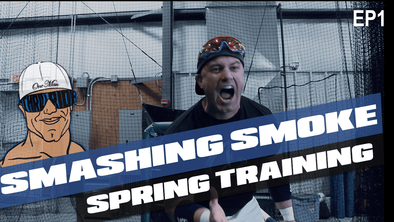 How to get ready for Spring Training like an ABSOLUTE SAVAGE