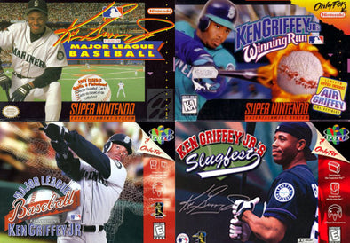 SAVAGE SPOTLIGHT: THE KEN GRIFFEY JR. VIDEO GAME HISTORY