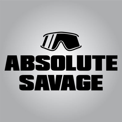 Absolute Savage motivation video customized by Thrillride himself