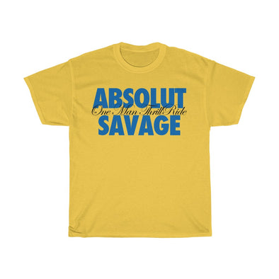Original Absolute Savage Parody Tee - COLOR OPTIONS