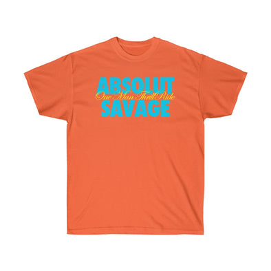 Original Absolute Savage Parody Tee - V3 Color Options
