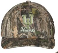 Camouflage Adjustable Hat
