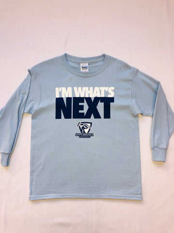 Youth - I'm What's Next Long Sleeve