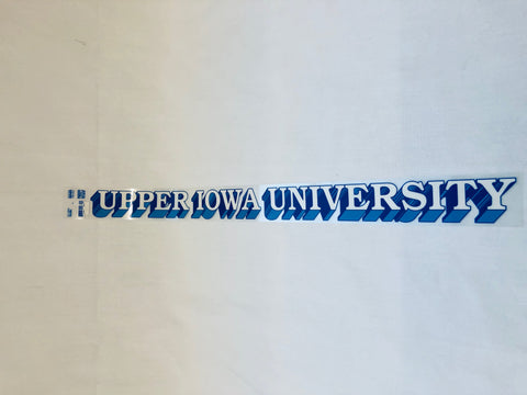 UIU Window Sticker