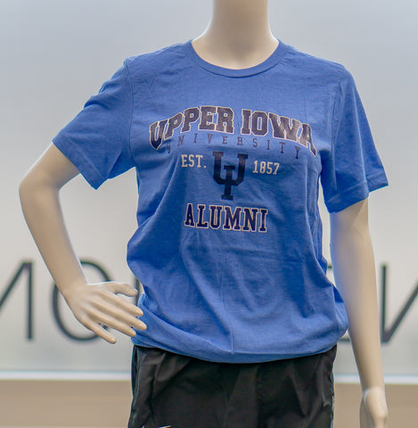 UIU Alumni Old School Tee