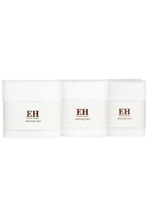 Emma Hardie Cleansing Cloths (3-Pack)
