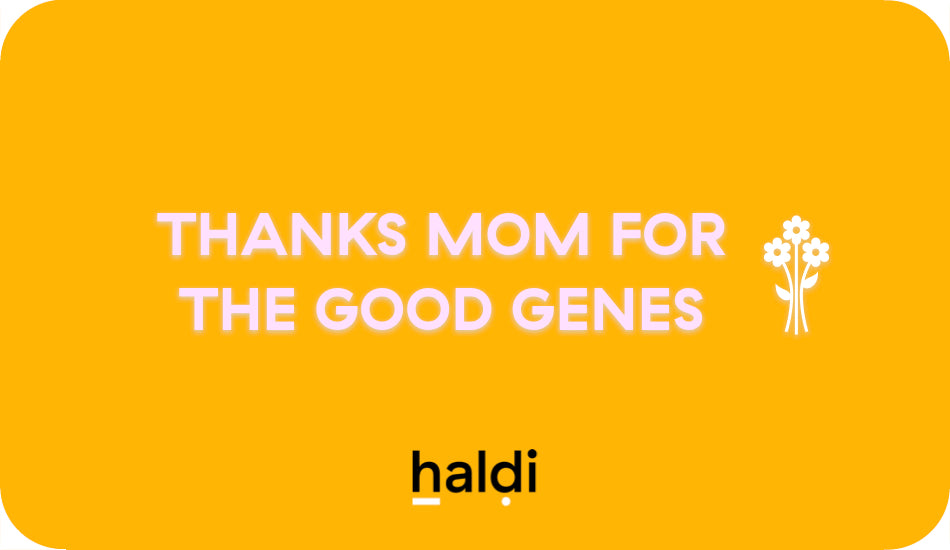 Haldi for Mom Gift Card