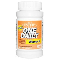 21st Century One Daily Women's, 100 Tabs