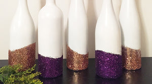 How to Create Glitter Alcohol Bottles (And Plan the Perfect Event!)