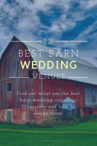 13 Best Barn Wedding Venues in MN | Event Supply Shop
