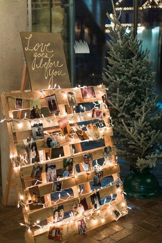 Cheap DIY Wedding Ideas Event Supply Shop - Starry String Lights