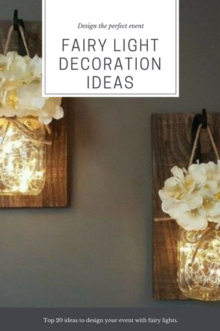 Designing the Perfect Event Fairy Light Decoration Ideas & Designing the Perfect Event: Fairy Light Decoration Ideas u2013 Event ...