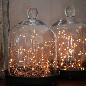 String LED Copper Wire Fairy Lights