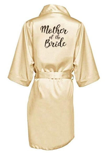 Bridal Party Robes