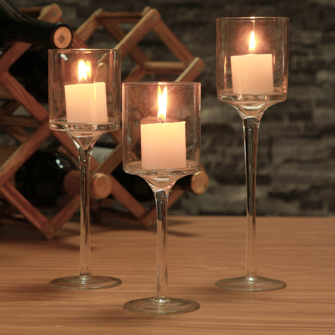 3 pcs set candle holder_eventsupplyshop