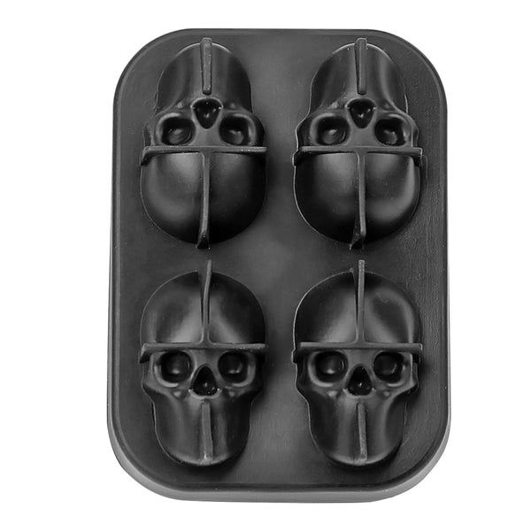 Ice Cube Maker Skull Shape