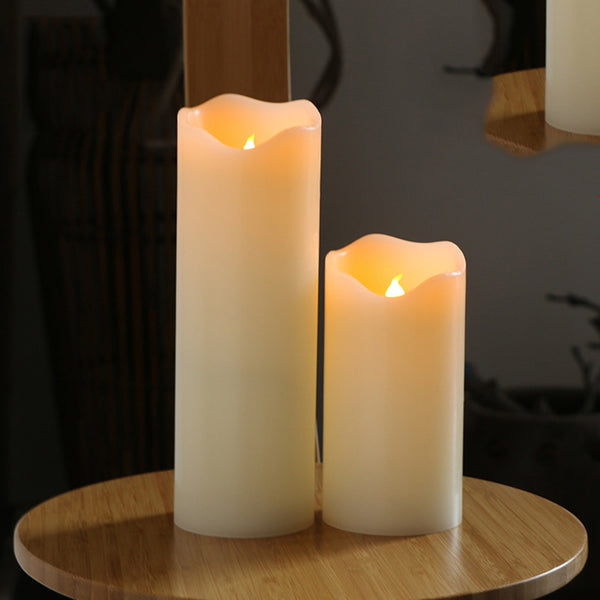 Flameless Candle with Dancing Flame