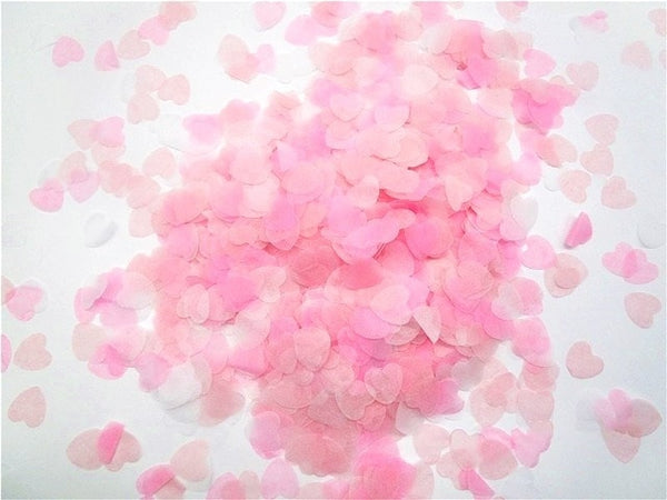 Heart-Shaped Confetti