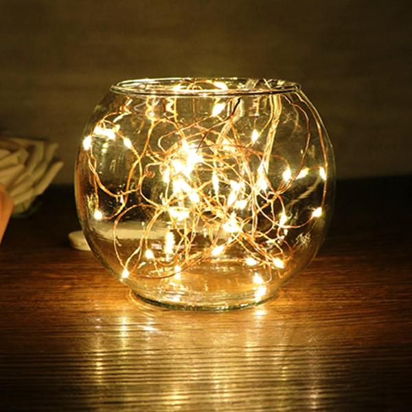 Copper Wire String Light 8 Modes Auto Timing - Event Supply Shop