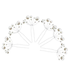 Pearl Hair Pins - Event Supply Shop