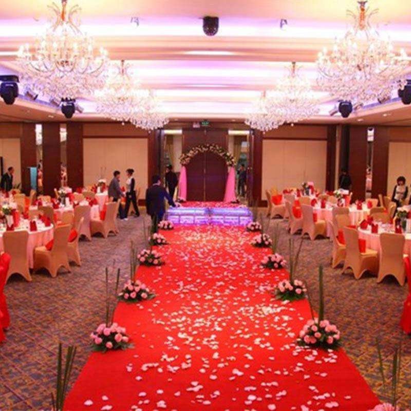 1000 Artificial Rose Petals Event Supply Shop