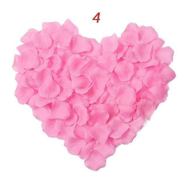 1000 Artificial Rose Petals - Event Supply Shop