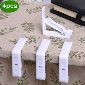Table Cloth Holder Clamps Set of 4 - Event Supply Shop