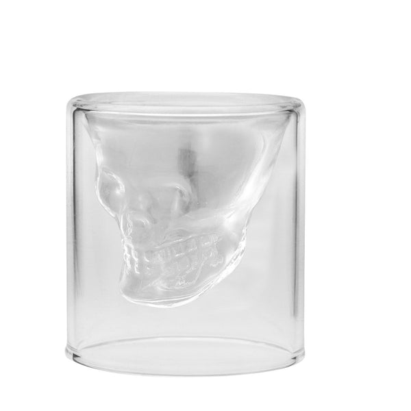 Crystal Skull Glasses
