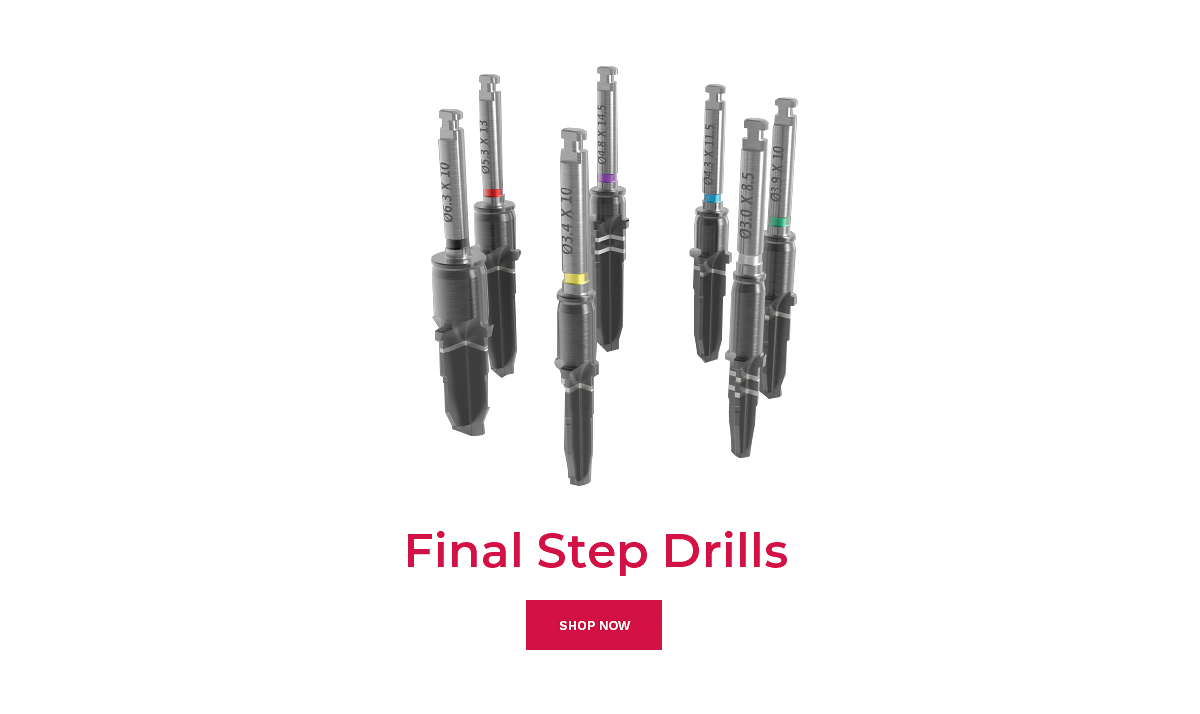 shop final step drills