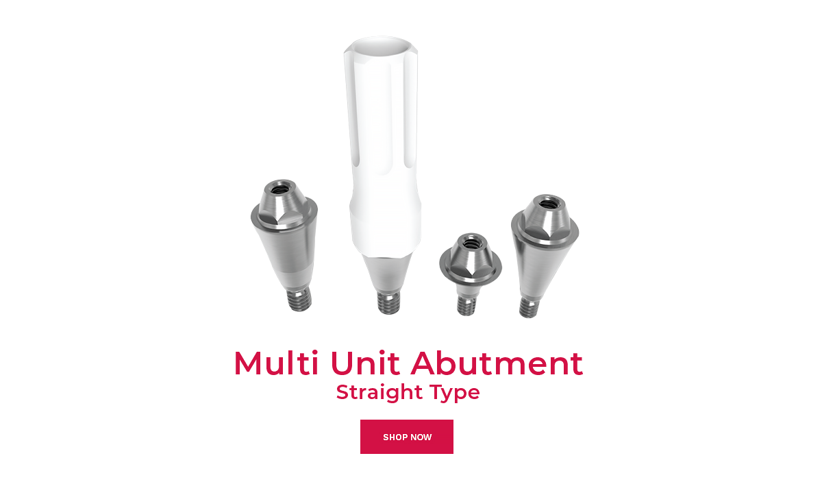 multi unit abutment straight type