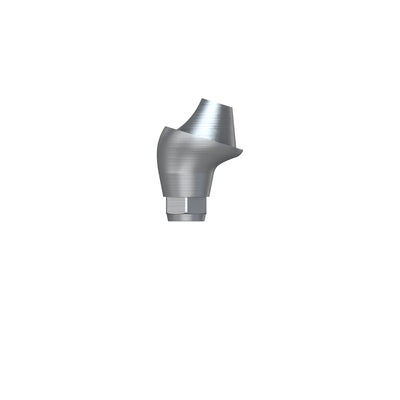 Multi-Unit Angled Hex Abutment Regular D5.0 x C3 x 17°