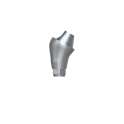 Multi-Unit Angled Hex Abutment Regular D5.0 x C5 x 29.5°