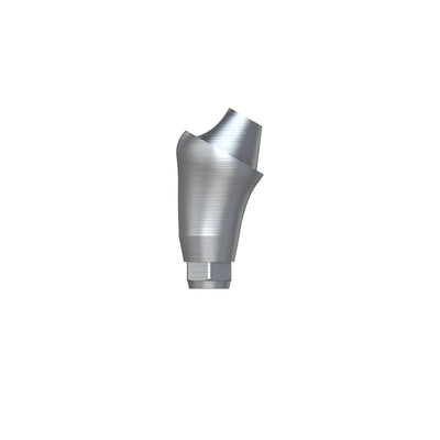 Multi-Unit Angled Hex Abutment Regular D5.0 x C6 x 29.5°
