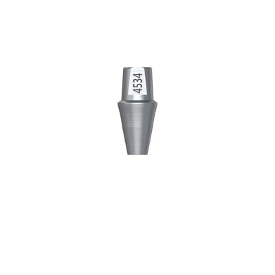 Basic Abutment Regular Non-Hex D4.5 x C3 x H4.0