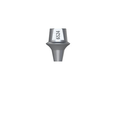 Basic Abutment Regular Non-Hex D6.5 x C2 x H4.0