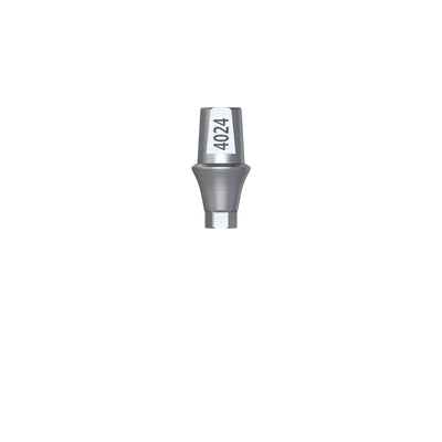 Basic Abutment Narrow Hex D4.0 x C2 x H4.0