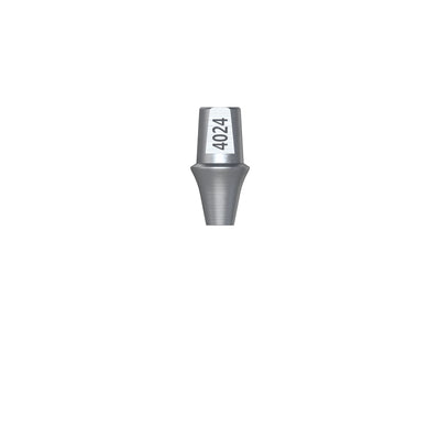 Basic Abutment Narrow Non-Hex D4.0 x C2 x H4.0
