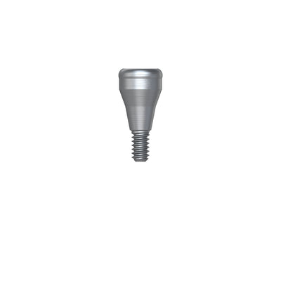 T LOC Straight Abutment Narrow D3.8 x C2