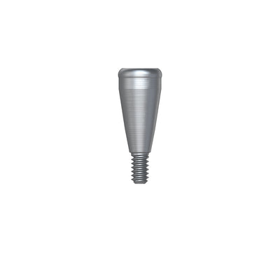 T LOC Straight Abutment Narrow D3.8 x C4