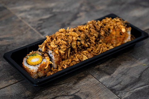 Spicy Prawn Crunchy Roll