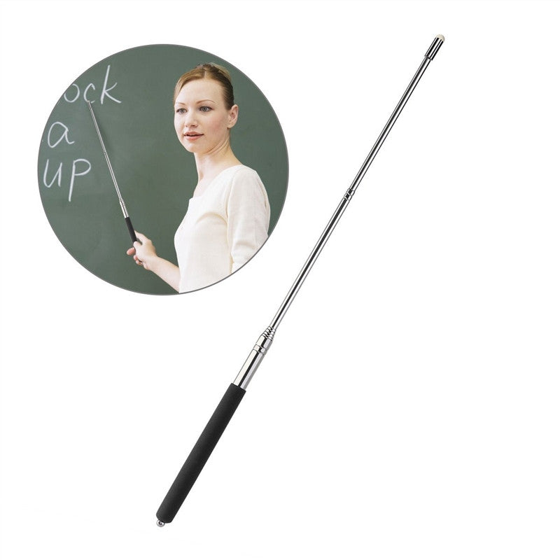 Hand Pointer Extendable Telescopic Retractable Pointer Handheld Presenter Classroom Whiteboard Pointer