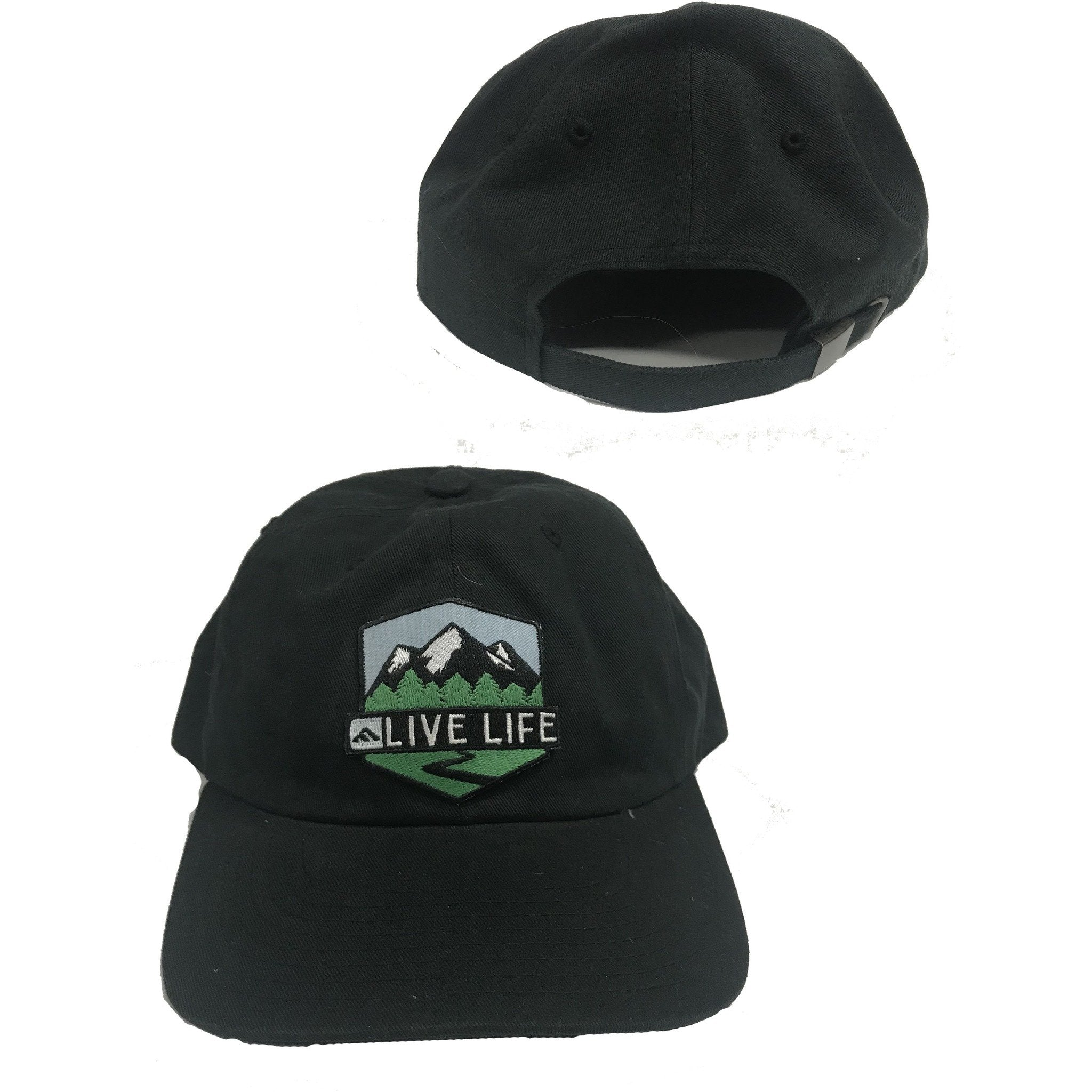 9e91058b Best sellers. Badge Life Dad Hat - Live Life Clothing Co