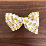 Pencil Back To School Bow