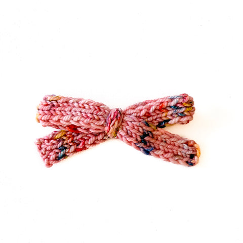 Pinkalicious - Knitted Bow