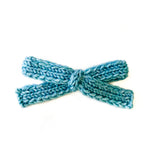 Waterfall - Knitted Bow