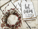 #10 - Hot Cocoa - Ornament Set (2)