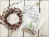 Farm Fresh Christmas Trees - Ornament Set (5)