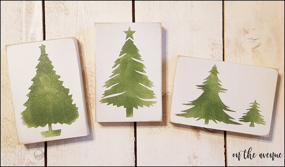 Christmas Tree - Ornament Set