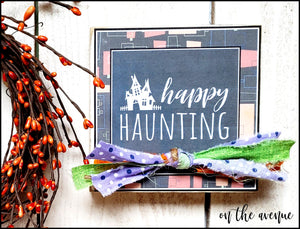 Happy Haunting - Shelf Sitter