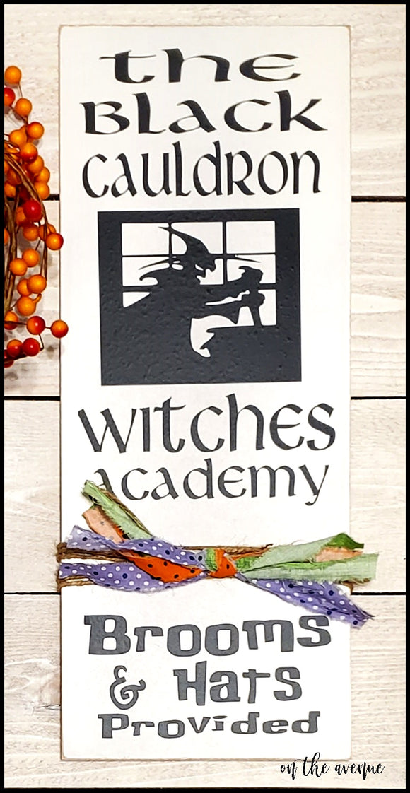 The black Cauldron - Witches Academy